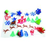 Ready2Learn™ Giant Stampers, Christmas