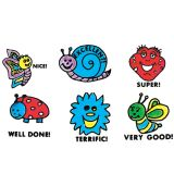 Happy Bugs Grading Stamp Set