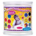 Jumbo Circular Washable Pads, Craft Kit