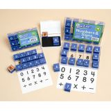 Numbers & Signs Stamps