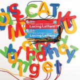 Ready2Learn® Lacing Letters, Uppercase