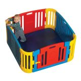 Baby Bear Play Zone, Primary colors