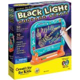 Black Light Message Board