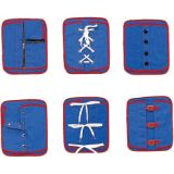 Manual Dexterity Boards, Set of 6
