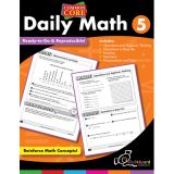 Common Core Daily Math, Grade 5