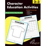 Character Education Activities, Grades 2-3
