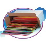 Chenille Stems Class Pack, 6 Stems, 4 mm thick
