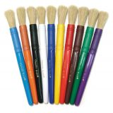 Colossal Brushes, Set of 10 assorted colors