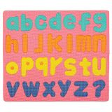 WonderFoam® Magnetic Letter Puzzle, Lowercase