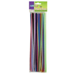 Regular Chenille Stems, Assorted