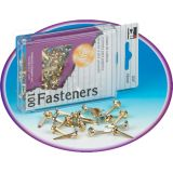 Paper Fasteners, 1, Box of 100