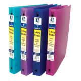 C-Line® 3-Ring Binder, 1 Capacity
