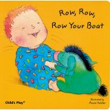 Row, Row, Row Your Boat Board Book