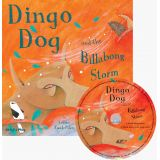 Traditional Tale with a Twist, Dingo Dog and the Billabong Storm