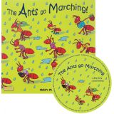 Classic Books with Holes plus CD, The Ants Go Marching