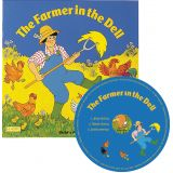 Classic Books with Holes plus CD, The Farmer in the Dell