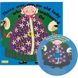 Classic Books with Holes plus CD, Old Lady Who Swallowed a Fly