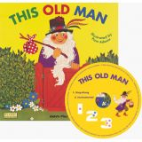 Classic Books with Holes plus CD, This Old Man