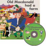 Classic Books with Holes plus CD, Old Macdonald
