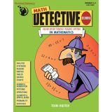 Math Detective® Software, B1 CD