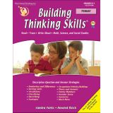 Building Thinking Skills®, Level 1, Grades 2-4