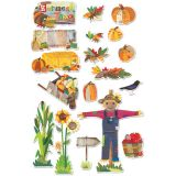 Autumn Harvest Bulletin Board Set