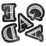 Designer Letters, Chalk It Up!, 4