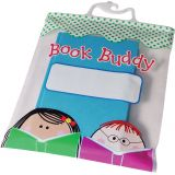 Book Buddy Bags, 10 1/8 x 12 1/2, Pack of 6