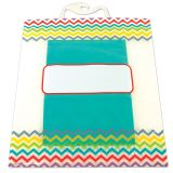 Chevron Storage Bags, Pack of 6