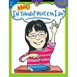 More I'm Through! What Can I Do?, Grade 3