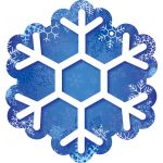 Designer Cut-Outs, Snowflakes