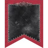 Designer Cut-Outs, Chalk It Up! Pennants, 10