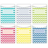 Standard Library Pockets, Chevron Solids