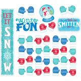 Snow Much Fun Bulletin Board Set