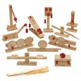 Simple Machines Classroom Set, Set of 12