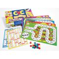 CVC Spelling Board Games