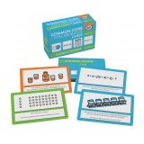 Common Core Collaborative Cards, Algebraic Thinking, Grades 3-5
