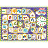 Language Learning Lift-Off Puzzles, Blends