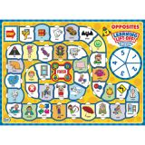 Language Learning Lift-Off Puzzles, Opposites
