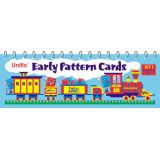 Unifix® Early Pattern Flip Book, Book 6, Vertical Rods One to Five