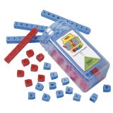Unifix® CVC Letter Cubes, Set of 90