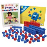 Unifix® Letter Cubes, Small Group Phonics Set