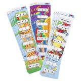 Unifix® Word Ladders, CVC Words
