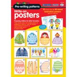 Pre-Writing Pattern Posters