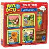 Hot Dots® Jr. Interactive Storybook Set, Famous Fables