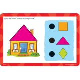 Hot Dots® Jr. Card Set, Shapes