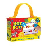 Hot Dots® Jr. Card Set, Patterns & Sequencing