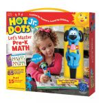 Hot Dots® Jr. Let's Master Math