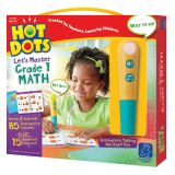 Hot Dots® Jr. Let's Master Math, Grade 1