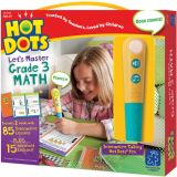 Hot Dots® Jr. Let's Master Math, Grade 3